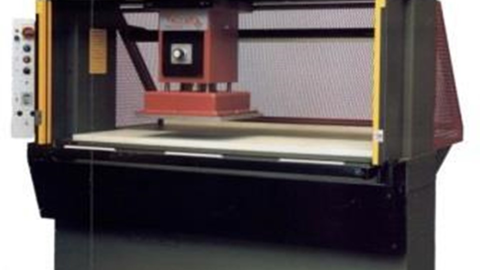Cutting press