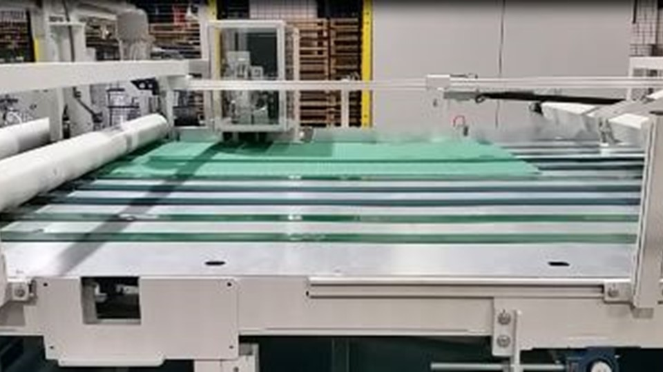 Industrial coupon cutting