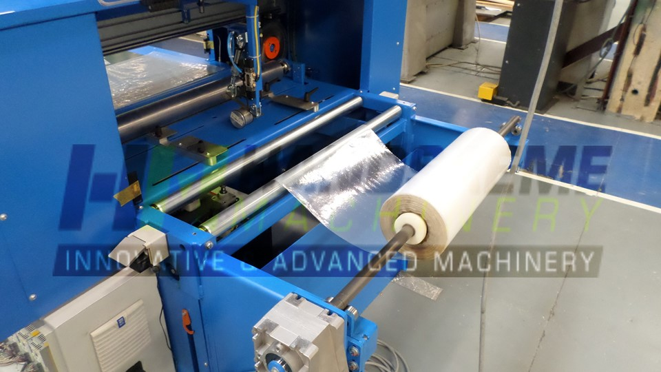 Cutting  of flat textile filters