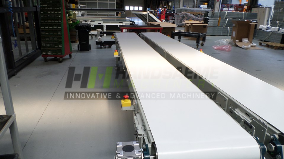 Custom conveyor belt