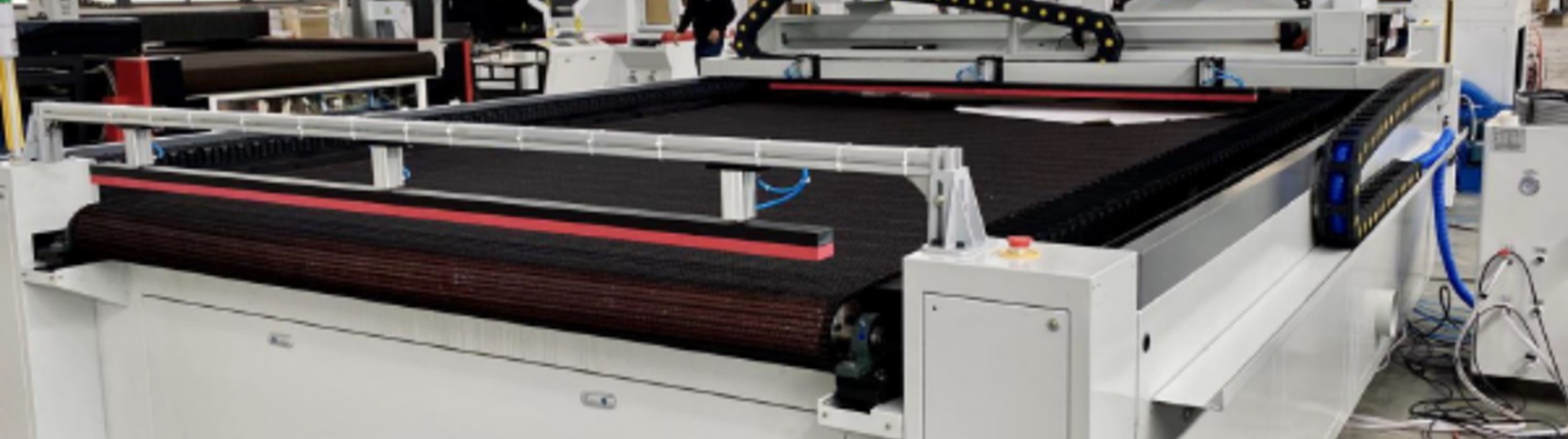 Laser & digital cutting systems